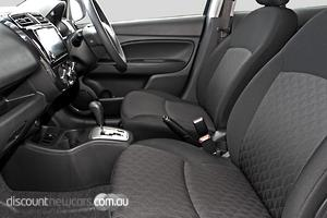 2021 Mitsubishi Mirage ES LB Auto MY22