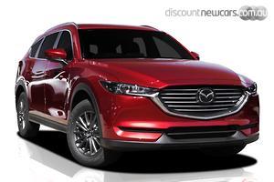 2021 Mazda CX-8 Sport KG Series Auto i-ACTIV AWD