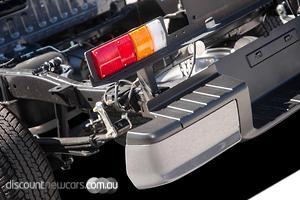 2021 Mazda BT-50 XT TF Manual 4x4