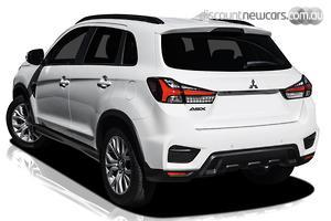 2021 Mitsubishi ASX ES Plus XD Auto 2WD MY21