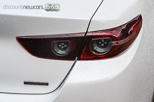 2021 Mazda 3 G20 Pure BP Series Auto