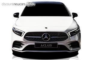2021 Mercedes-Benz A-Class A250 Auto 4MATIC