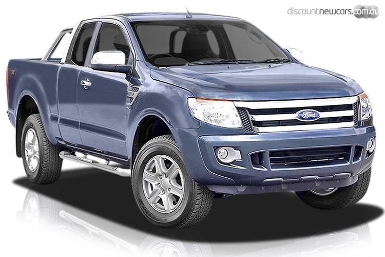 2014 Ford Ranger PX XLT