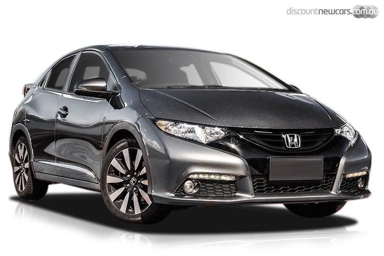 2014 Honda Civic DTi-S Manual MY14
