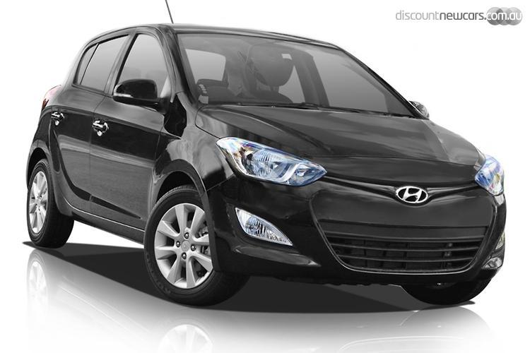 2014 Hyundai i20 Elite Auto MY15