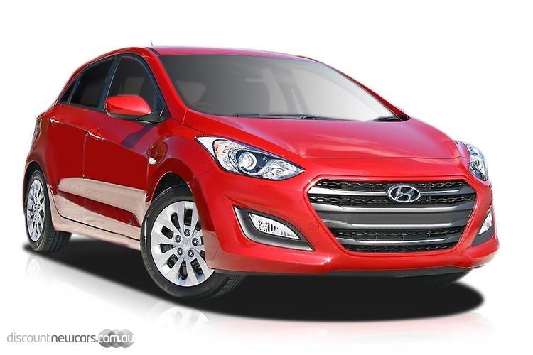 2015 Hyundai i30 Active Auto MY16