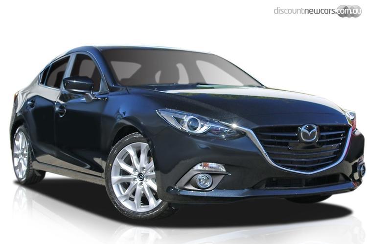 2015 Mazda 3 SP25 Astina SKYACTIV-Drive
