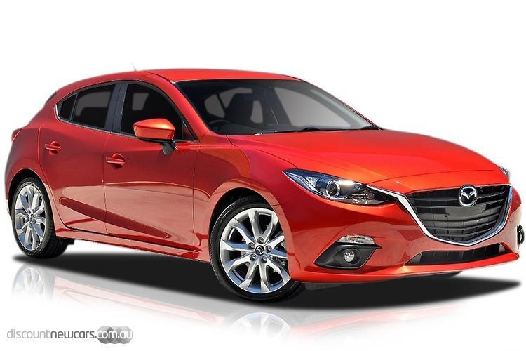 2015 Mazda 3 SP25 Manual