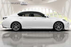 2019 Lexus GS GS450h Sports Luxury Auto