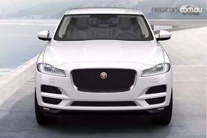 2020 Jaguar F-PACE 30d Portfolio Auto AWD MY20