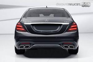 2019 Mercedes-Benz S-Class S63 AMG L Auto