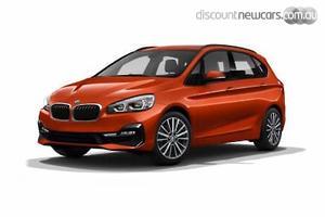 2020 BMW 2 Series 220i M Sport F45 LCI Auto