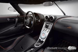 2017 Koenigsegg Agera RS Auto