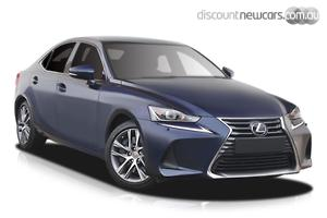 2019 Lexus IS IS350 Luxury Auto