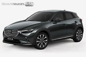2018 Mazda CX-3 sTouring DK Auto i-ACTIV AWD