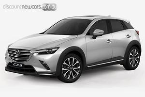 2018 Mazda CX-3 Akari DK Auto i-ACTIV AWD