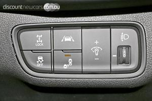 2020 Hyundai Santa Fe Active Auto 4x4 MY20
