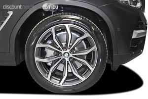 2020 BMW X3 xDrive30d M Sport G01 Auto 4x4