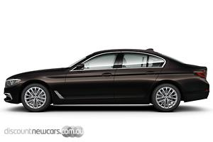 2020 BMW 5 Series 520i Luxury Line G30 Auto