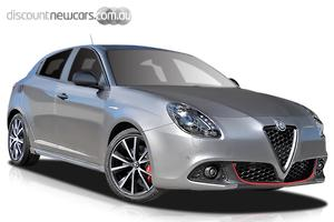 2019 Alfa Romeo Giulietta Veloce Auto