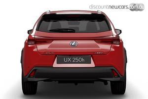2019 Lexus UX UX250h Sport Luxury Auto AWD
