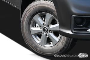 2019 Mazda BT-50 XT UR Auto 4x4 Dual Cab