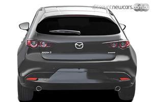 2020 Mazda 3 G20 Pure BP Series Manual