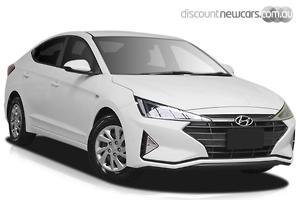 2019 Hyundai Elantra Go Auto MY20