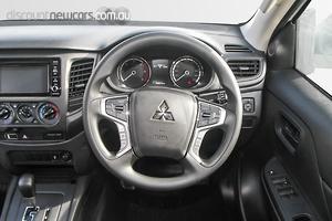 2020 Mitsubishi Triton GLX MR Manual 4x4 MY20