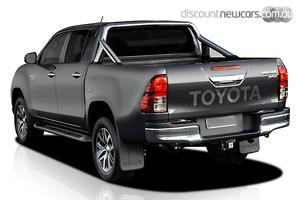 2019 Toyota Hilux SR5 Manual 4x4 Double Cab