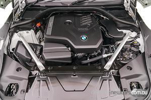 2020 BMW Z4 sDrive20i M Sport G29 Manual