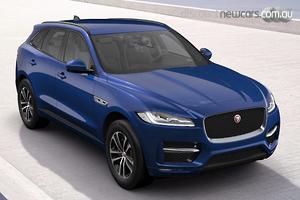2020 Jaguar F-PACE 25t R-Sport Auto AWD MY20