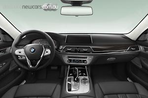 2020 BMW 7 Series 730d G11 LCI Auto