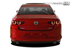 2020 Mazda 3 G25 Astina BP Series Manual