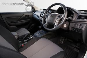 2020 Mitsubishi Triton GLX ADAS MR Auto 4x4 MY20
