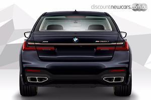2020 BMW 7 Series M760Li xDrive G12 LCI Auto AWD