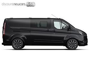 2020 Ford Transit Custom 320L Sport VN LWB Auto MY19.75 Dual Cab