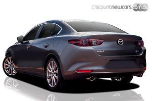 2020 Mazda 3 G25 Evolve BP Series Manual