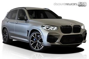 2020 BMW X3 M Competition F97 Auto M xDrive