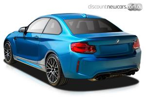 2020 BMW M2 Competition F87 LCI Manual