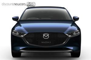 2020 Mazda 3 X20 Astina BP Series Manual