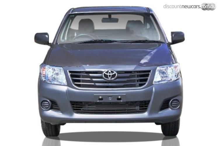 2014 Toyota Hilux Workmate MY14