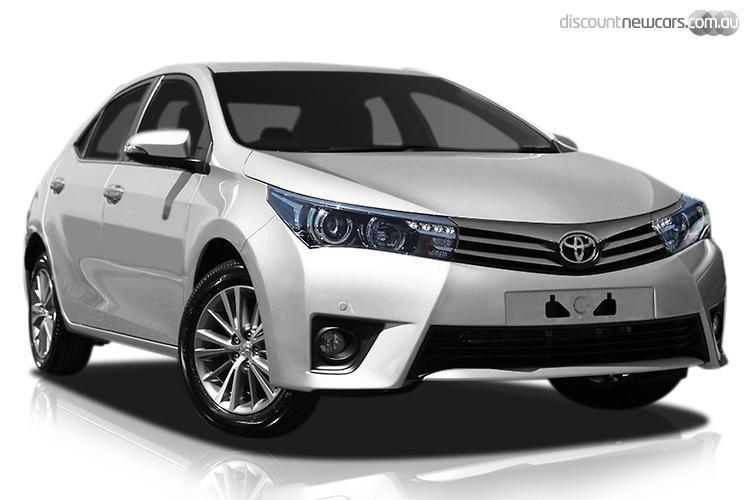 2015 Toyota Corolla ZR Auto