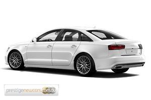 2017 Audi A6 Bi-Turbo Black Edition Auto quattro MY18