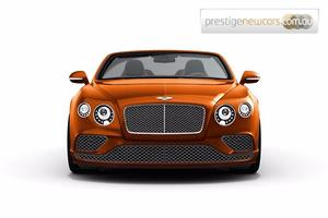 2017 Bentley Continental GT Speed Auto 4x4 MY17
