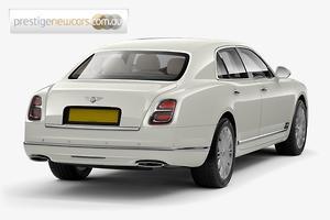 2017 Bentley Mulsanne Auto MY17