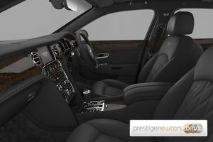 2017 Bentley Mulsanne Speed Auto MY17