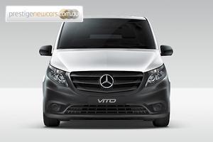 2019 Mercedes-Benz Vito 116BlueTEC SWB Auto