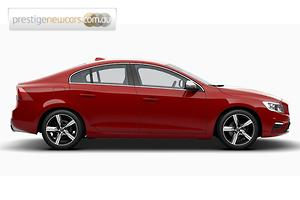 2018 Volvo S60 T6 R-Design Auto AWD MY18
