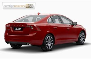 2018 Volvo S60 T4 Luxury Auto MY18